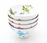 Large bowls/4-pieces