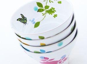 Medium bowls/4-pieces